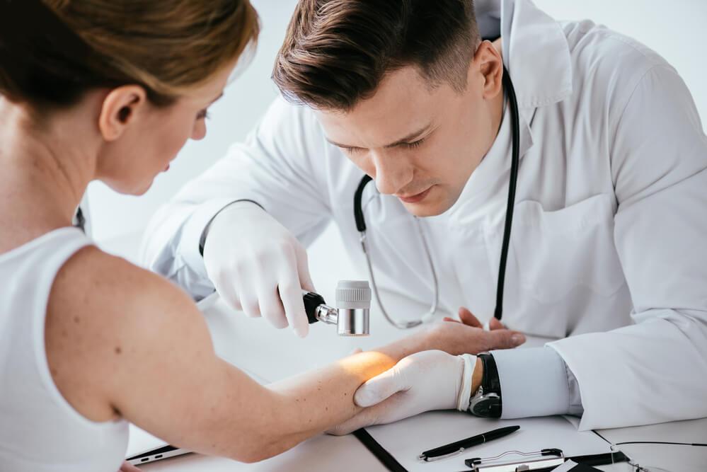 Сучасна детоксикація при хронічних дерматозах